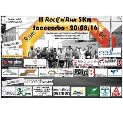 II ROCK'N'RUN SACECORBO