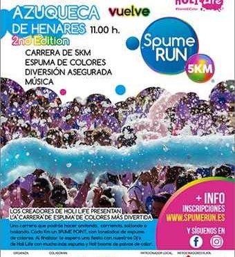 II SPUME RUN AZUQUECA DE HENARES
