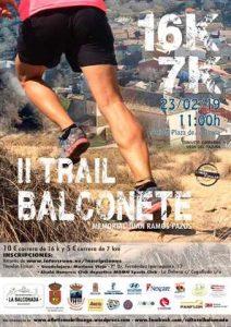 ii trail de balconete memorial juan ramos pazos 2019