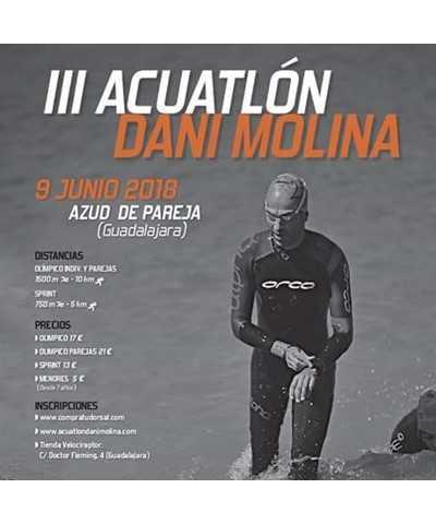 iii acuatlon dani molina 2018