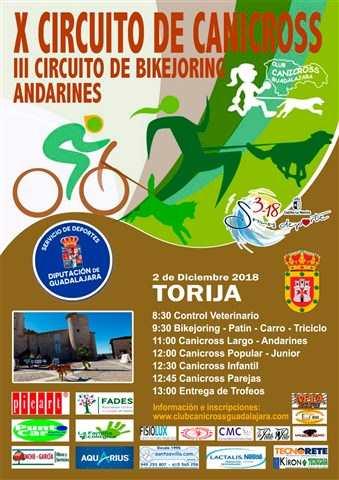 iii canicross de torija 2018