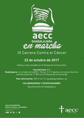 iii carrera contra el cancer guadalajara 2017