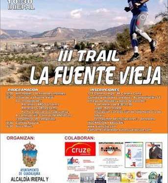 2ª Quedada Reconocimiento III Carrera de Montaña La Fuente Vieja