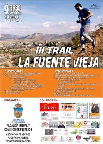 iii carrera de montaña la fuente vieja 2019