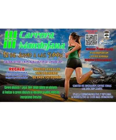 iii carrera mondejana 2016