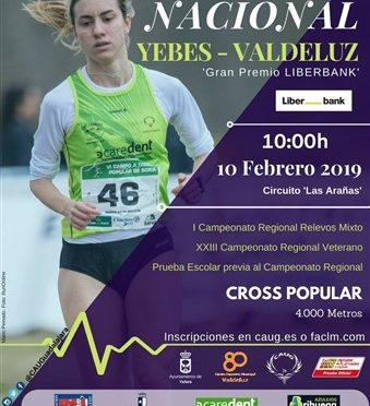III Cross Nacional Yebes-Valdeluz