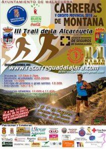iii trail de la alcarruela 2018
