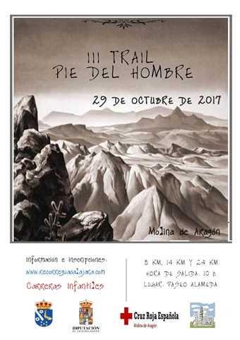 iii trail pie del hombre 2017