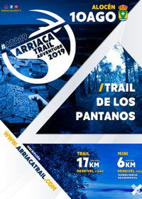 i trail de los pantanos 2019