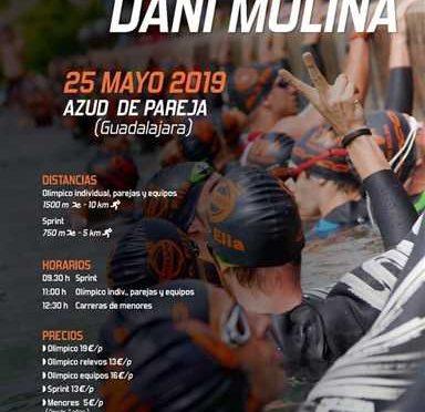 IV Acuatlon Dani Molina