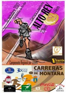 iv carrera por montana del alto rey 2017