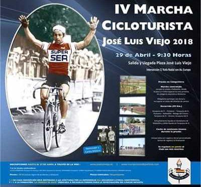 IV MARCHA CICLOTURISTA JOSE LUIS VIEJO