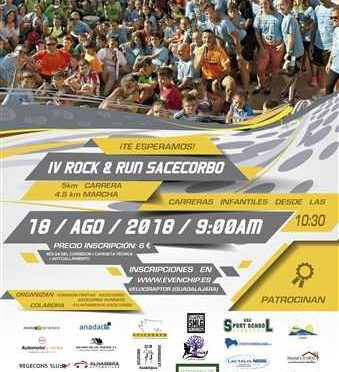 IV ROCK'N'RUN SACECORBO