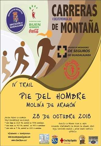 iv trail pie del hombre 2018
