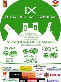 ix carrera popular ruta de las ermitas 2018