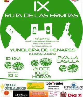 IX CARRERA POPULAR RUTA DE LAS ERMITAS
