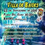 ix carrera popular villa de baides 2018