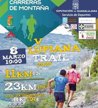 Lupiana Trail