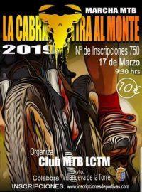 Marcha MTB La Cabra tira al Monte 2019