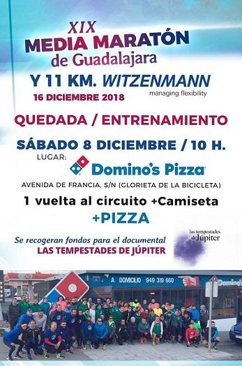 Quedada XIX Media Maratón de Guadalajara