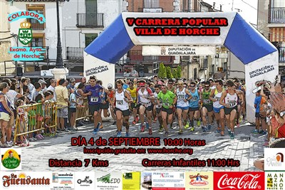 v carrera popular villa de horche 2016