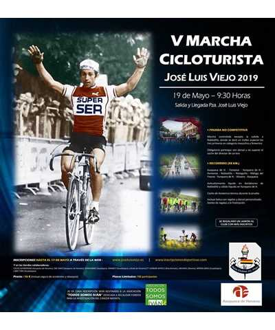 v marcha cicloturista jose luis viejo 2019