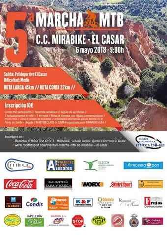 v marcha mtb cc mirabike 2018