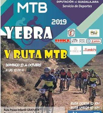 V Ruta MTB Yebra
