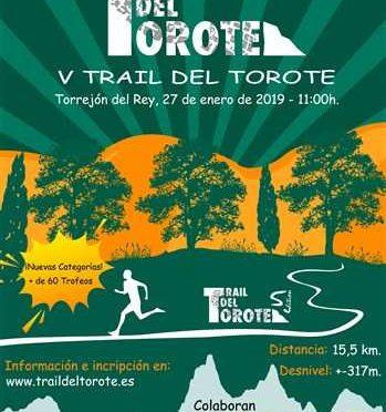 V Trail del Torote