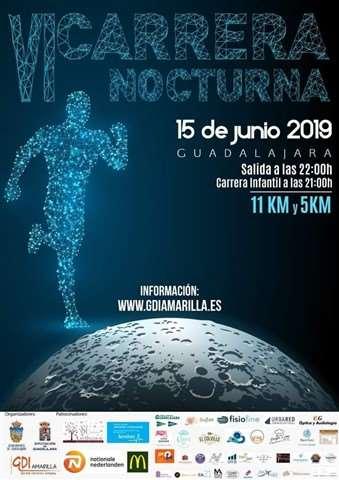 vi carrera nocturna guadalajara 2019