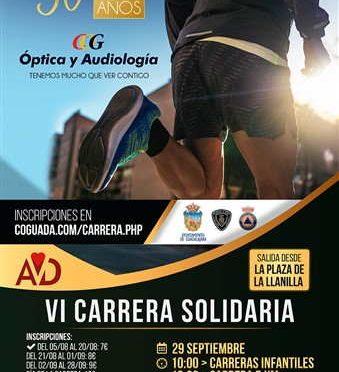 VI Carrera Solidaria Central Óptica