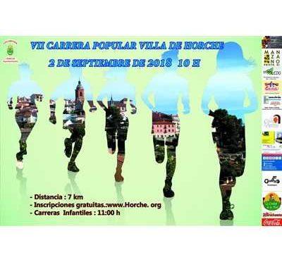 VII CARRERA POPULAR VILLA DE HORCHE