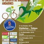 X Circuito Provincial de Canicross (2018/2019)