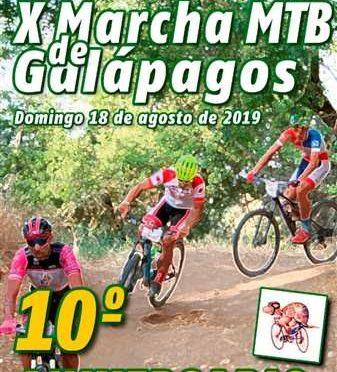 X Marcha MTB Galápagos