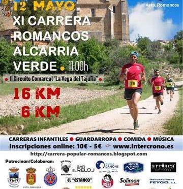 XI Carrera Popular de Romancos
