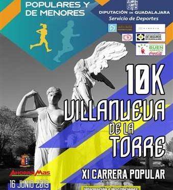 XI Carrera Popular de Villanueva de la Torre
