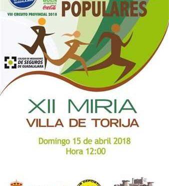 XII MIRIA DE TORIJA