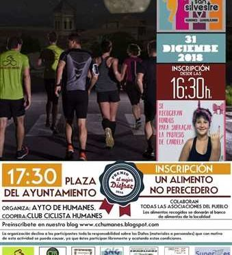 XII San Silvestre Humanes