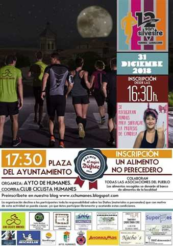 xii san silvestre humanes 2018