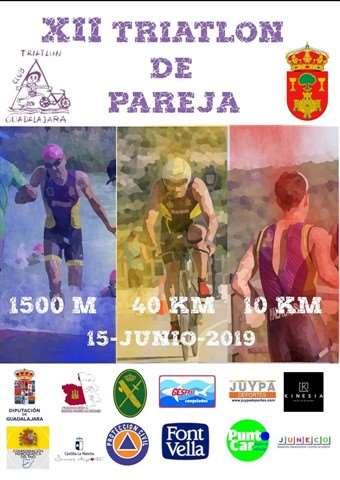 xii triatlon de pareja 2019