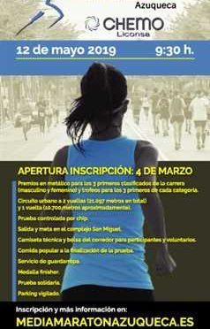 XIII Media Maratón de Azuqueca