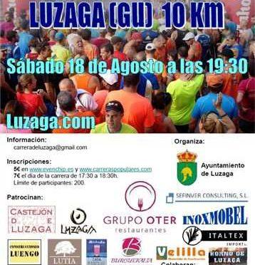 XVI CARRERA POPULAR DE LUZAGA
