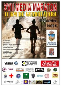 xvii media maraton de guadalajara 2016