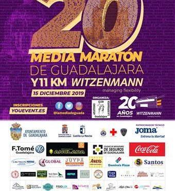 XX Media Maratón de Guadalajara