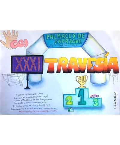 xxxi travesia de palmaces 2018