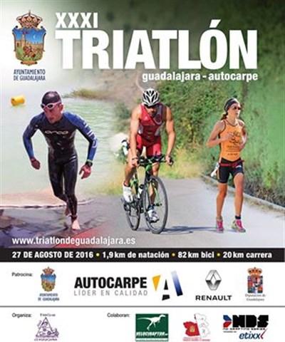 xxxi triatlon ciudad de guadalajara 2016