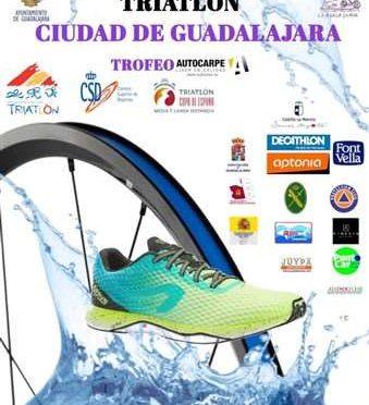 XXXIV Triatlón de Guadalajara